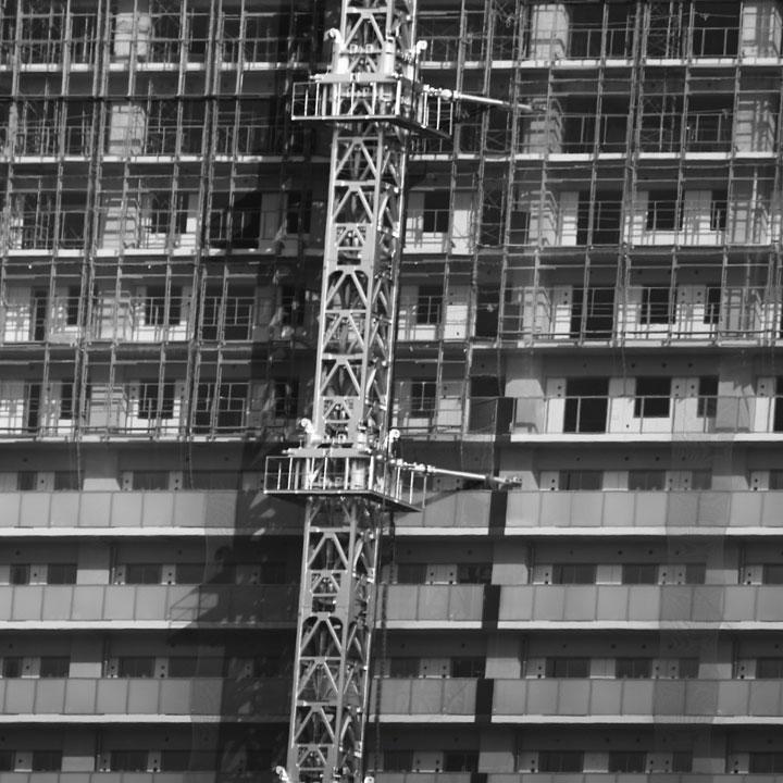 安全な暮らしを支える建設業界