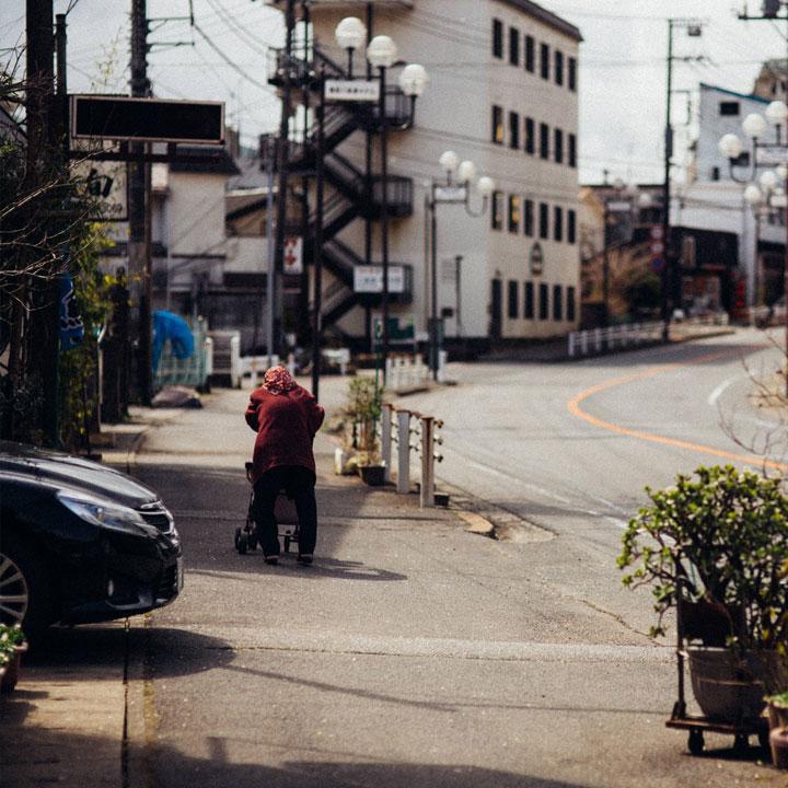 介護業界が必要不可欠な日本